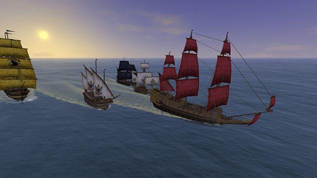 特典満載!! 『大航海時代 Online ~Age of Revolution~』PS Plus加入者向けキャンペーン、本日スタート!