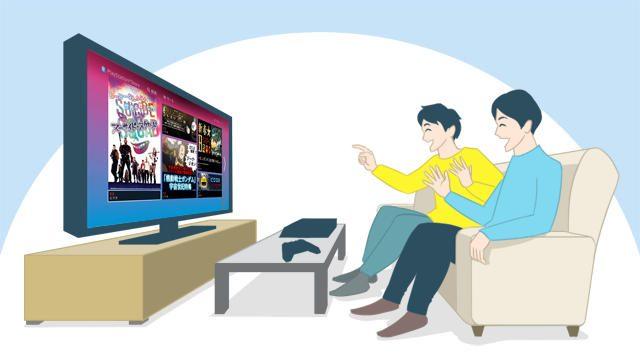 """""""ゲームの息抜きに映画やアニメを観たい!""""そんなときもPS4®があれば解決!【PS4®活用術:映画・アニメ編】"""
