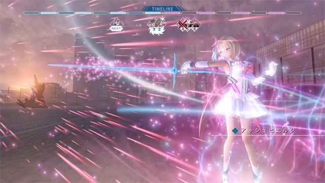 魔法少女となって絆の力で立ち向かうヒロイックRPG『BLUE REFLECTION』発売迫る! ゲームの序盤をチェック!