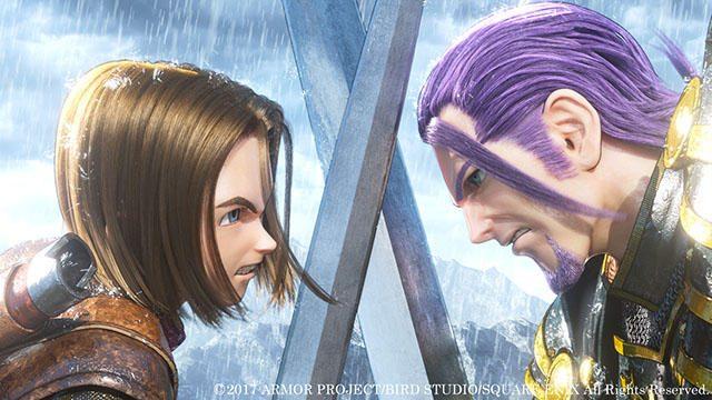 勇者は悪魔の子!? PS4®『ドラゴンクエストXI』物語のはじまりと新たな仲間を紹介!