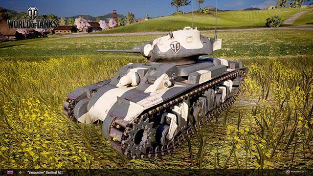 PS4®『World of Tanks』で一大イベント「タンク・マッドネス」開催中! いよいよ本日より日本戦開始!