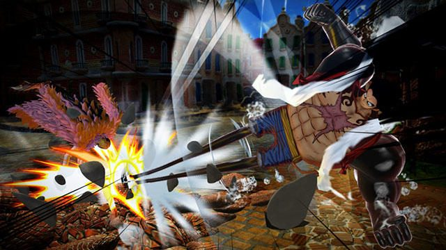 「Welcome Price!!」版『ONE PIECE BURNING BLOOD』が4月20日発売! DL版は早期購入価格でさらにお得に!