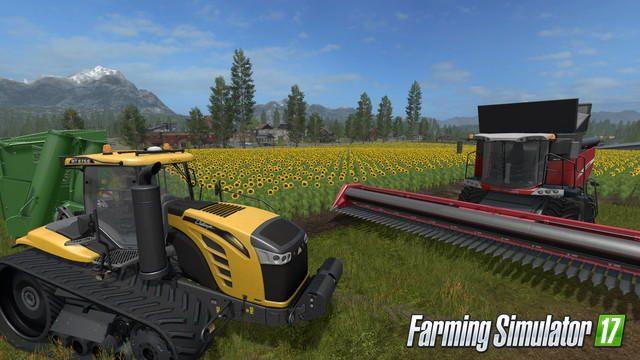 新たな作物や農機、列車まで登場! PS4®『ファーミングシミュレーター 17』で農場経営を満喫しよう!