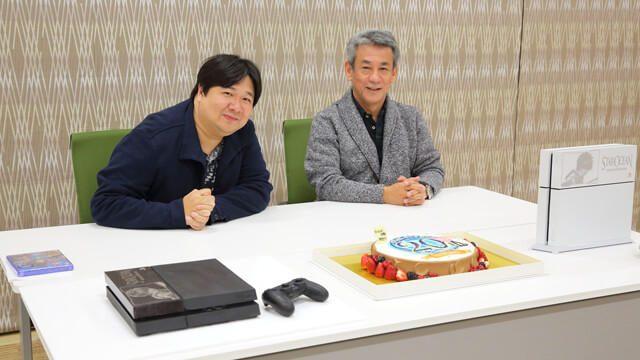 【祝・スターオーシャン20周年】え? これもケーキなの!? 特製PS4®ケーキでシリーズ20周年をお祝い!