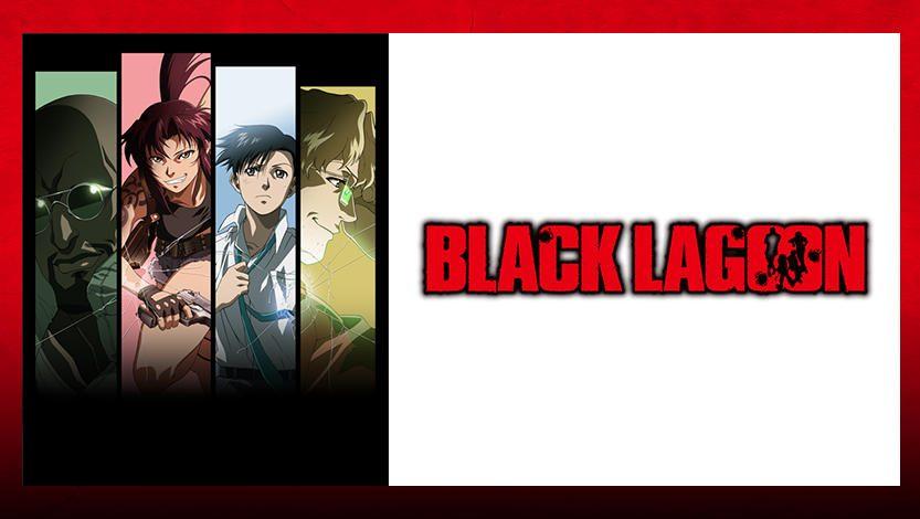『BLACKLAGOON/BLACKLAGOON TheSecondBarrage』