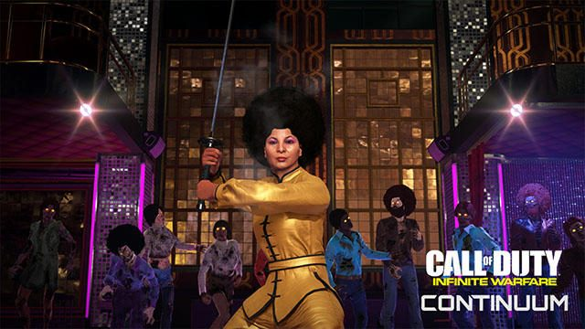 『CoD: IW』追加DLC第2弾「CONTINUUM」は4月19日配信! ゾンビモード「SHAOLIN SHUFFLE」紹介動画を公開!