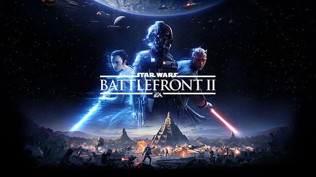 11月17日発売『Star Wars™ バトルフロント™ II』DL版の予約受付開始! DX版なら最大3日早く遊べる!