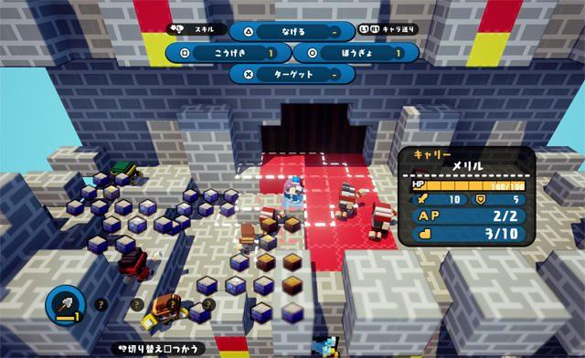 破壊×クラフト×育成のシミュレーションRPG『ハコニワカンパニワークス』のキャラクターやジョブを紹介!