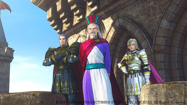 『ドラゴンクエストXI』の主人公を「悪魔の子」と呼ぶ、デルカダール王国の重要人物たち