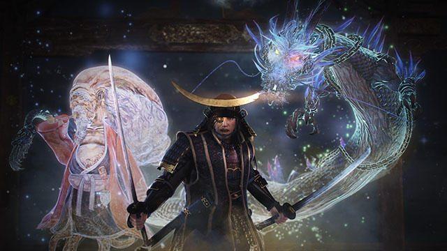 『仁王』DLC第一弾「東北の龍」5月2日配信開始! 同日の無料アップデートでオンライン対戦モードも実装!