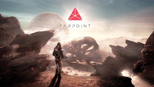【PS VR】『Farpoint』6月22日発売! 数量限定「PlayStation®VR シューティングコントローラー」も同日発売!