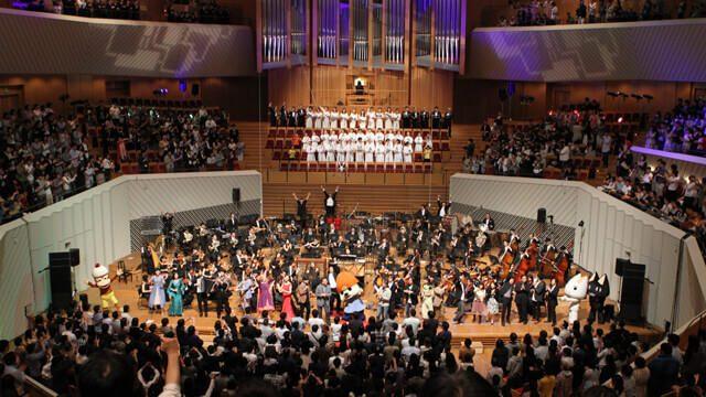 艶やかな調べと華やかな演出がファンを魅了! SIEゲーム楽曲オーケストラコンサートをレポート!