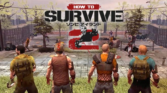 PS4®『How to Survive 2』は2,000円以上の価値ある? マルチプレイで確かめてみた!【特集第4回】