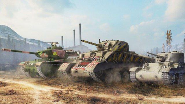 獲得したポイントで賞品を選べる!『World of Tanks』イベント「アメリカン・ドリーム・マシーン」開催中!