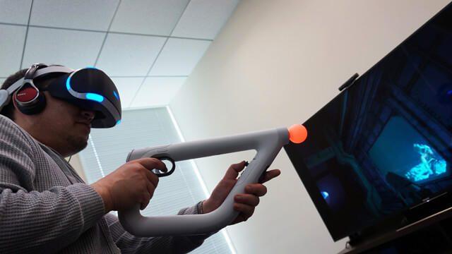 【PS VR】新作シューティング2作品の魅力に迫る! 『Farpoint』『Starblood Arena』プレイインプレッション