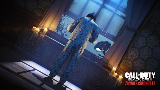 約10年にわたり語られたゾンビサーガが蘇る。PS4®『CoD: BOIII』追加DLC「ゾンビクロニクル」本日配信!