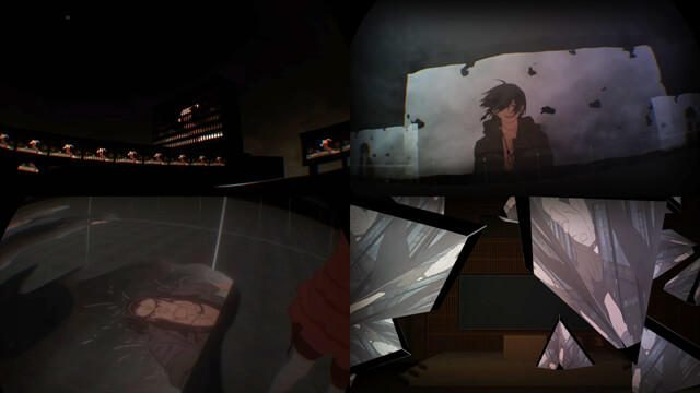 【PS VR】VRプロジェクションマッピングによる、かつてない映像体験! 『傷物語VR』先行体験会レポート