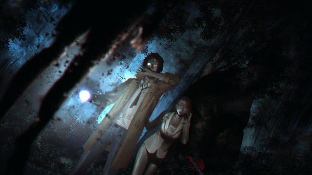 "PS Vitaで体験するホラーアドベンチャー『死印』本日6月1日発売! ""シミ男""なる怪異が登場する第2章を紹介!"