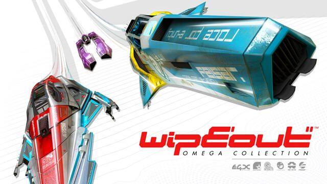 超高速・反重力レースバトルはさらに進化する! PS4®『Wipeout Omega Collection』本日配信!