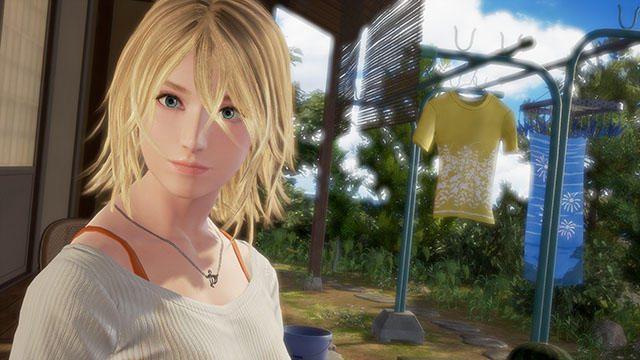 【PS VR】『サマーレッスン:アリソン・スノウ 七日間の庭』──可愛い教え子となるアリソンの素顔に迫る