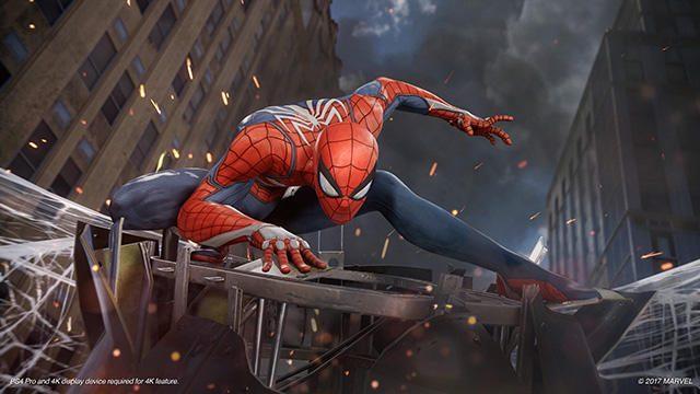 【E3 2017】PS4®『Spider-Man』メディアセッションレポート! 迫力のウェブアクションとストーリーに注目!!