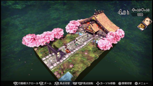 敵は荒ぶる神々や古代日本の英雄!『GOD WARS ~時をこえて~』の風光明媚なバトルステージを公開!