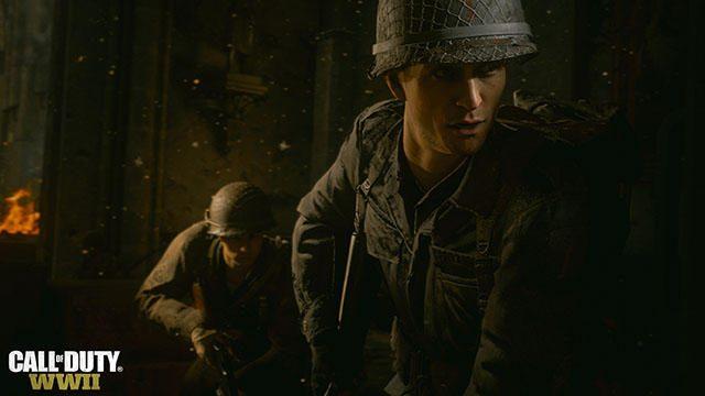 【E3 2017】臨場感を追求した戦場で新マルチプレイ「ウォーモード」を満喫! 『CoD: WWII』プレイレポート