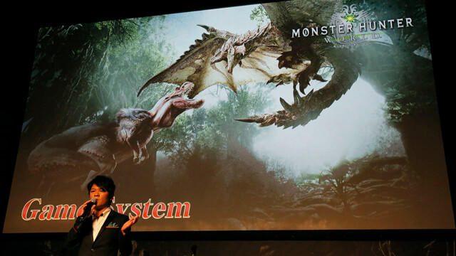 『モンスターハンター:ワールド』スペシャル生放送レポート! 多数の新情報や国内初の実機プレイを公開!!