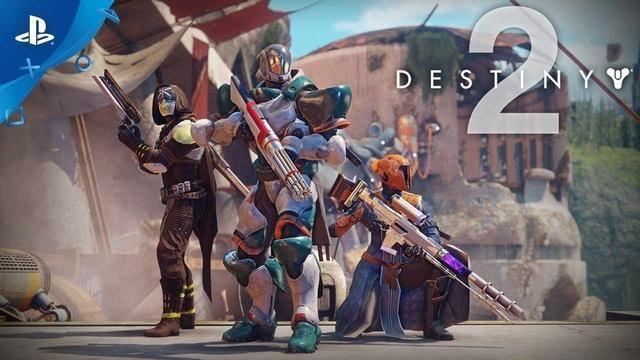 PS4®版はいち早く参戦可能!! 『Destiny 2』オープンベータを7月19日より開催! 最新トレーラーも公開!