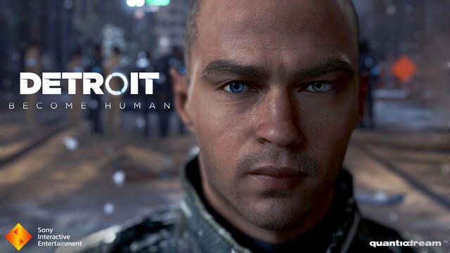 PS4®『Detroit Become Human』の「E3 2017」トレーラー日本語吹替版を公開!