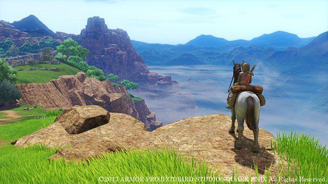 美しい冒険世界、迫力のバトル、リモートプレイ──PS4®版『ドラゴンクエストXI』ならではの魅力