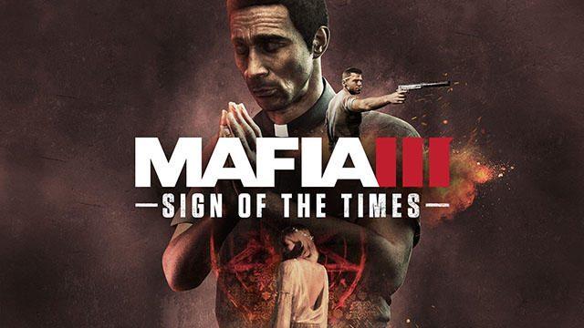 『マフィア III』DLC第3弾「時代の印」本日より配信開始! 暗躍するカルト教団の企みを解明せよ