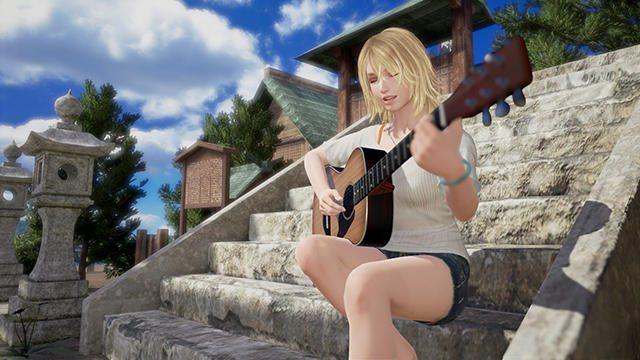 「サマーレッスン:アリソン・スノウ」追加コンテンツ第2弾が本日7月27日より配信開始!