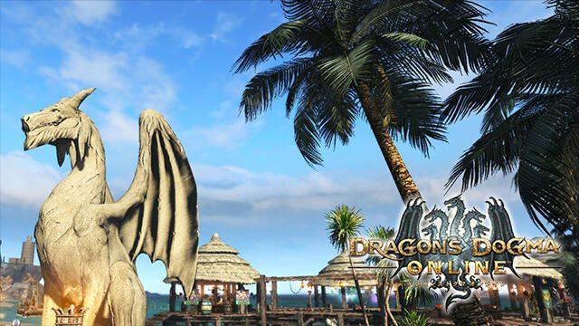『ドラゴンズドグマ オンライン』で夏ビーチイベント開催中! シーズン3の最新情報も公開!