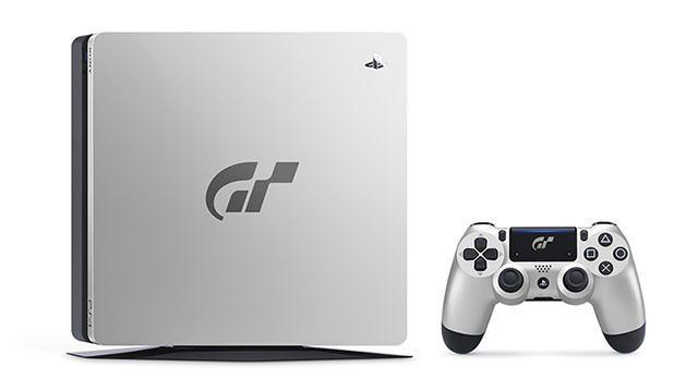 「PlayStation®4 グランツーリスモSPORT リミテッドエディション」を数量限定で10月19日より発売!
