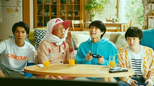 梅沢富美男が熱望! 20年にわたり愛してきた「みんGOL」シリーズ新CMに出演! 喜び勇んで挑んだその役とは!?