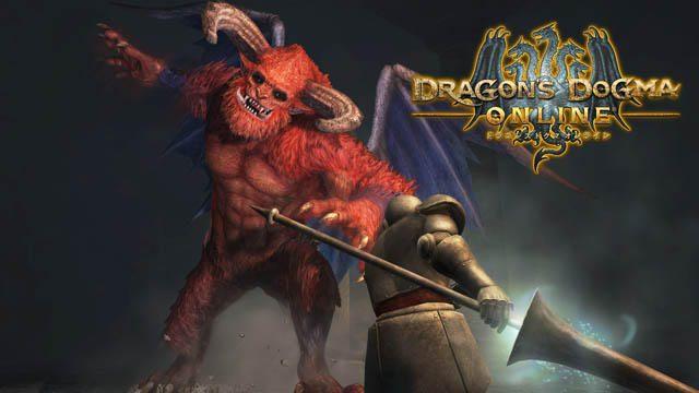 百万回やられても、負けない! 『魔界村』×『ドラゴンズドグマ オンライン』コラボイベントがスタート!
