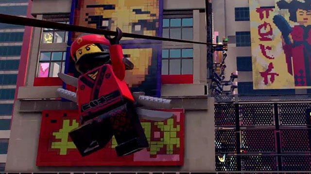 『レゴ®ニンジャゴー ムービー ザ・ゲーム』最新映像を公開! キャラボイスを担当する声優陣も明らかに!