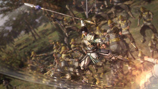 まさに自由自在の怒涛の連撃!! PS4®『真・三國無双8』独自のアクションシステムとは?