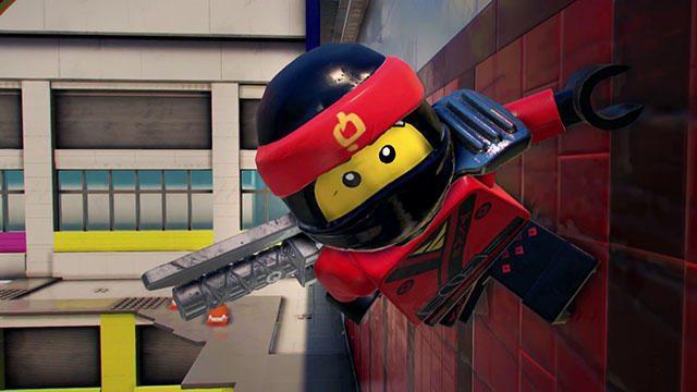 ニンジャならではのアクション! 『レゴ®ニンジャゴー ムービー ザ・ゲーム』トレーラー第2弾を公開中!