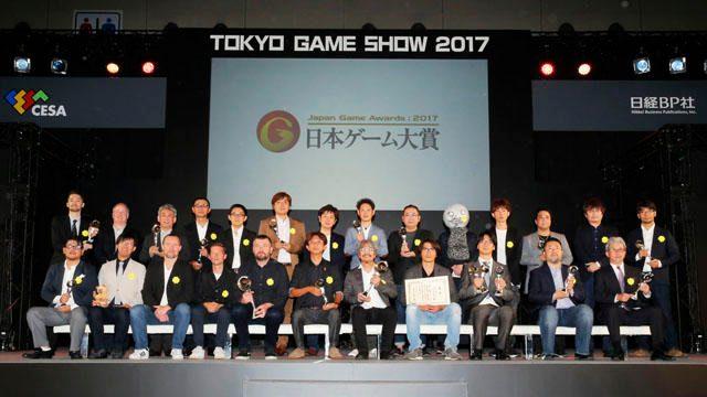 【TGS2017】「日本ゲーム大賞 2017」年間作品部門をSIEの2タイトル+PS VRが受賞!