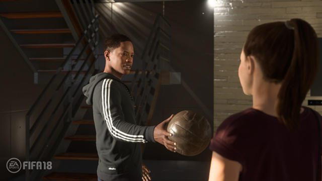 Alex Hunterの新たな旅路とは? 『FIFA 18』の 「The Journey: Hunter Returns」をレビュー!【特集第2回】