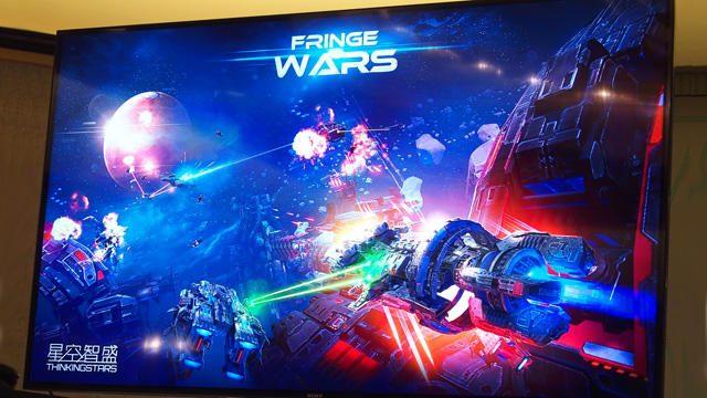 【TGS2017】自分だけの戦艦が作れる3D宇宙戦艦シューティング『Fringe Wars』メディアセッションレポート!
