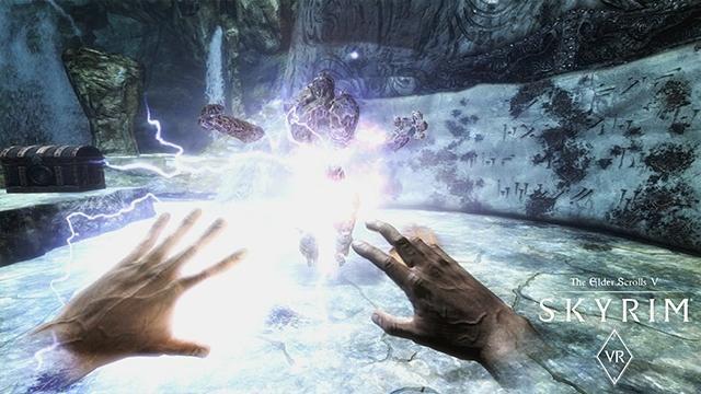 【TGS2017】全世界が熱狂した剣と魔法の世界『The Elder Scrolls V: Skyrim VR』をPS VRで体験してみた!