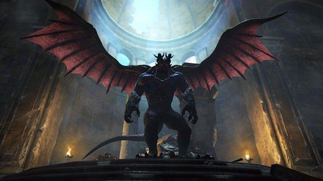 PS4®『ドラゴンズドグマ:ダークアリズン』本日発売! オープンワールドアクションの名作がついに復活!
