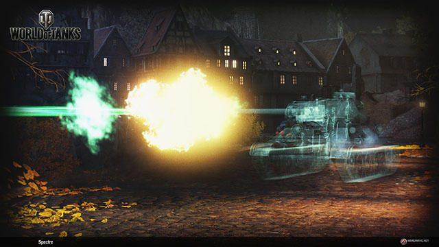 10月の『World of Tanks』はイベント&ストーリーが熱い! モンスター車輌で恐怖の覚醒モードを体験しよう