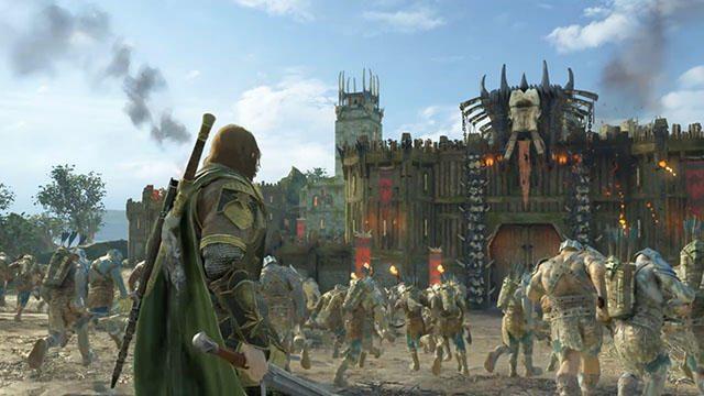 『シャドウ・オブ・ウォー』はこんなに凄い! 砦の攻防戦や進化したネメシスシステムをプレイレポート!