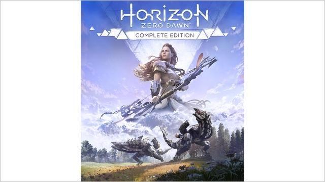 拡張コンテンツ「凍てついた大地」も含む完全版!『Horizon Zero Dawn Complete Edition』12月7日発売決定!