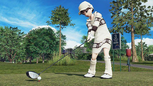 『New みんなのGOLF』とゴルフブランド「BEAMS GOLF」とのコラボが決定! オシャレな衣装をゲットしよう!