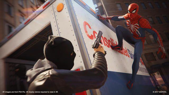 【PGW 2017】広大なニューヨークにはMarvelらしさが満載⁉ PS4®『Spider-Man』メディアセッションレポート